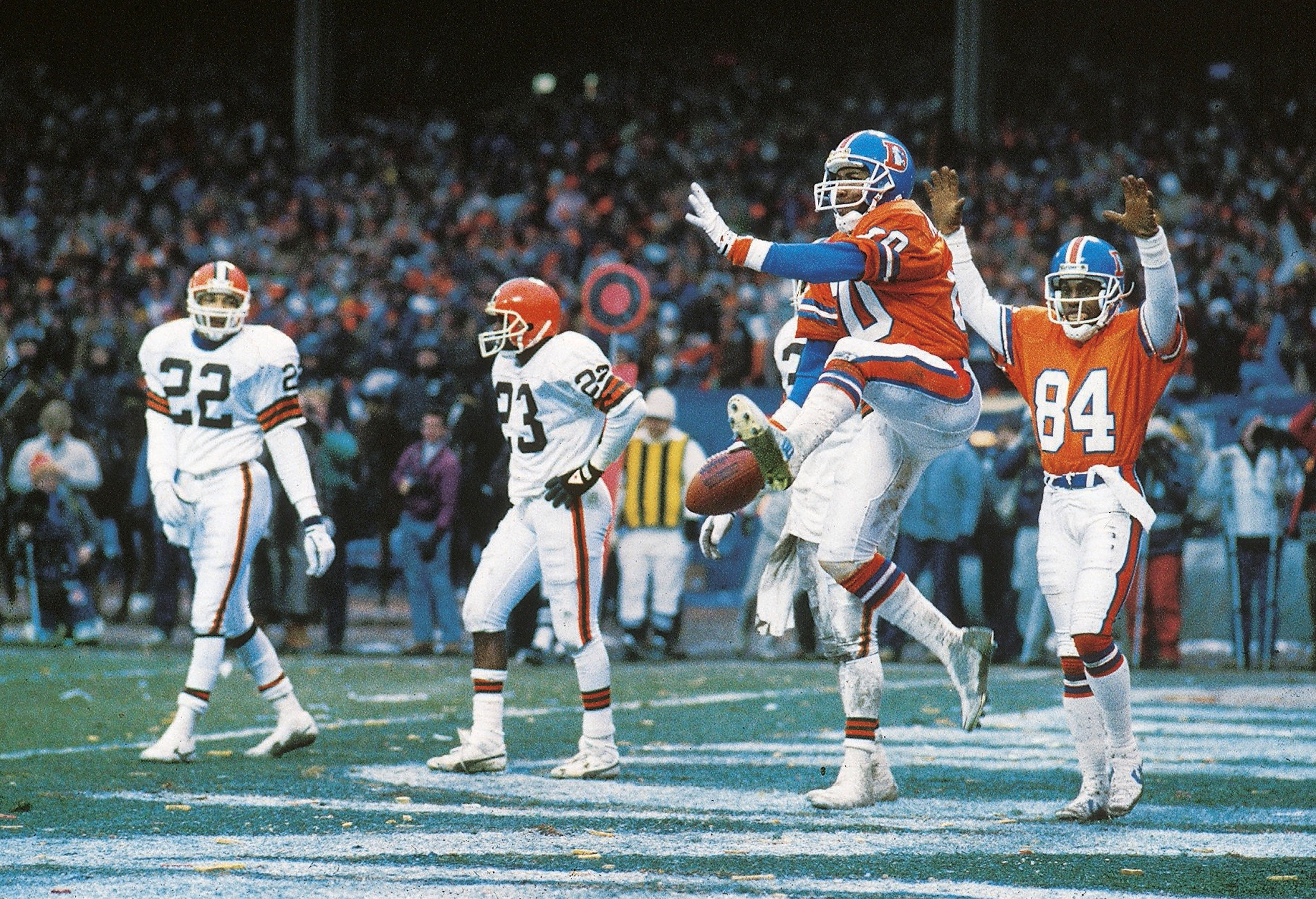 1987 AFC Conference Championship game