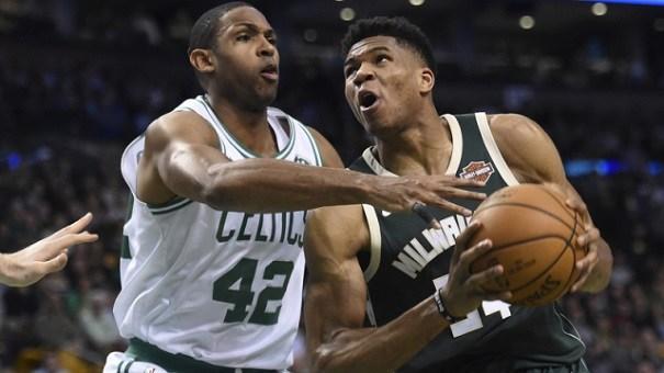Bucks Celtics